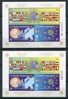 Bosnien Und Herzegowina Block 27 A + B        **  MNH               (010) Europa - Bosnia And Herzegovina