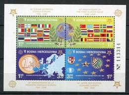 Bosnien Und Herzegowina Block 27 A         **  MNH               (012) Europa - Bosnia And Herzegovina