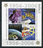 B & H Kroatische Post Mostar Block 7          **  MNH               (014) Europa - Bosnia And Herzegovina