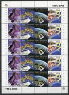 B & H Kroatische Post Mostar Nr.166/9 Kleinbogen          **  MNH               (017) Europa - Bosnia And Herzegovina