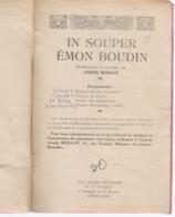 CHARLEROI Théâtre Wallon In Souper èmon Boudin - Belgio