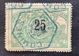 TR18 Gestempeld COMINES - 1895-1913