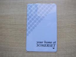 Somerset  Hotel , Ascott - Chiavi Elettroniche Di Alberghi
