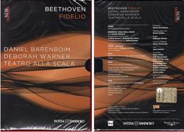 # Ludwig Van Beethoven – Fidelio - Teatro Alla Scala (DVD + CD Nuovo Sigillato) - Concerto E Musica