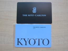 The Ritz-Carlton Kyoto - Chiavi Elettroniche Di Alberghi