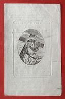 1852 - PRIESTER - DECES - OVERLIJDEN - PETRUS MINET - ANTWERPEN - Devotion Images