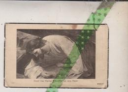 Alidor Vandenberghe-Vanhooren, Beveren (Roeselare) 1887, Zarren 1936 - Avvisi Di Necrologio