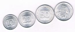 10 + 20 +50 STOTINOV SLOVENIE /7150/ - Slovenia