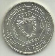 500 Fils 1968 Bahrein Silver - Bahrain