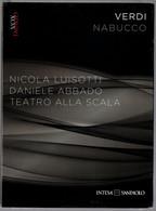 # Giuseppe Verdi - Nabucco - Teatro Alla Scala (DVD + CD Ancora Sigillato) - Concerto E Musica