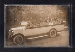 (18/09/21) 65-CPA LOURDES - BELLE VOITURE AUTOMOBILE - CAR - BUS - Lourdes