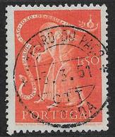 Portugal Stamps 1950 - Used Stamp - Usado
