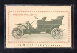 (18/09/21) THEME AUTOMOBILE-CPA CARROSSERIE COURANTE 1906 - PRIX DES CARROSSERIES - PKW