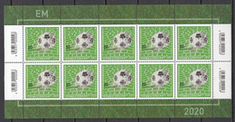 Football / Soccer / Fussball - EM 2020: Germany  Kbg ** - Fußball-Europameisterschaft (UEFA)