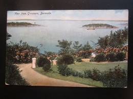 BERMUDA. VIEW FROM GRASMERE - Other