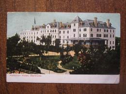 1908 BERMUDA HAMILTON HOTEL PC - Other