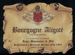 Bourgogne // Bourgogne Aligoté ,Roger Duspasquier Et Fils - Bourgogne