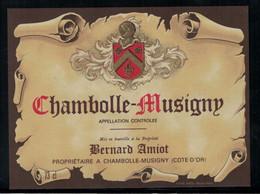 Bourgogne // Chamboule-Musigny ,Bernard Amiot - Bourgogne