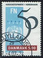 Dänemark 1995, MiNr 1095, Gestempelt - Gebruikt