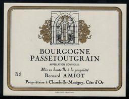 Bourgogne // Passetougrain, Bernard Amiot - Bourgogne
