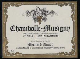 Bourgogne // Chamboule-Musigny, Bernard Amiot - Bourgogne