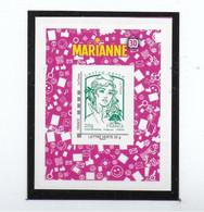 MARIANNE DE CIAPPA AHESIF N° 864A SUPERBE - 2013-... Marianne Van Ciappa-Kawena