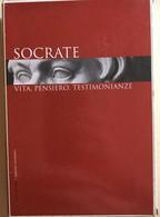 I Grandi Filosofi 1 Socrate, Vita, Pensiero, Testimonianze, 2006, Il Sole 24 Ore - Classici