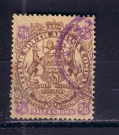 BRITISH SOUTH AFRICA COMPANY BRITISCHE SÜDAFRIKA-GESELLSCHAFT 1896/7 6d/ SG 46 USED CV GBP 50 - Other