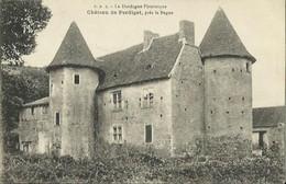 CPA Du Château De PERDIGAT, Près Le Bugue. - Unclassified