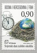 BHHB 2016-436 DAY OF PROTECTION NATURE, BOSNA AND HERZEGOVINA HERCEGBOSNA(CROAT), 1 X 1v SELBSTICK, MNH - Bosnia And Herzegovina