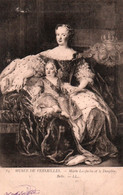 CPA - Marie LECZINSKA Reine De France (Portrait) Oeuvre J-M.Nattier  ... Lot 3 CP - Donne Celebri