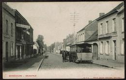 Bonsecours - Grand'Rue - Tramway à Cheval - Hippomobile - Café Du Globe Dubuisson-Jorion - Pâtisserie - Voir Scans - Péruwelz