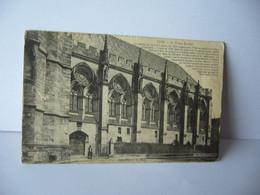 SENS 89 YONNE LE PALAIS SYNODAL  CPA 1916 - Sens