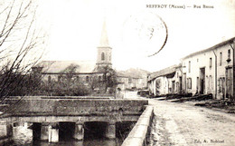 REFFROY  -  Rue Basse  -  2 Scans - Andere Gemeenten