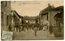 POMAREZ (Landes) - La Grande Rue - Voir Scan - Altri Comuni