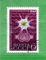 Russia ° - 1969 - Léningrad.Yv. 3495 .      Timbrato - Gebruikt