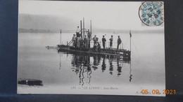 """CPA - """"Le Ludion"""", Sous-Marin - Onderzeeboten"""