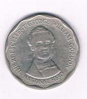 10 DOLLARS 2015 JAMAICA /7169/ - Jamaica