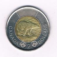 2 DOLLARS 2012 CANADA /7170/ - Canada