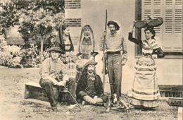 BAGNÈRES DE BIGORRE  Costumes - Farmers