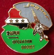 Opération DAGUET - Escadron JAGUAR - Boussemart - Airforce