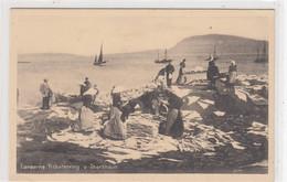 Faroerne. Fisketorring V Thorshavn. - Islas Feroe