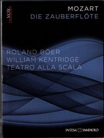 # W.A. Mozart - Die Zauberflote - Il Flauto Magico- Teatro Alla Scala  (DVD + CD) - Concerto E Musica