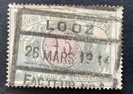 TR29 Gestempeld LOOZ FACTEUR - 1895-1913