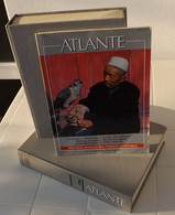 ATLANTE - 10 FASCICOLI DEL 1988 - Turismo, Viaggi