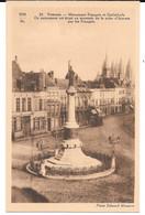 Cpa TOURNAI - Monument Français Et Cathédrale . - Tournai
