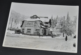 Grosser Feldberg - Gaststätte Pension Rotes Kreuz I. Ts. - Hotels & Gaststätten