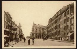 Bastogne - Porte Haute Et Pensionnat - Edit. Gérardy-Mayeres - Voir Scan - Bastenaken