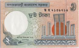 Bangladesh 2 Takas (P6Cg) 2004 -UNC- - Bangladesh