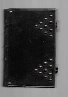 12 09 1//   DE GETROUWE LEERLING VAN J.CHRISTUS  1869   LEDEREN BAND EN SLOTJES INTACT - Zonder Classificatie